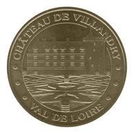 Monnaie De Paris , 2011 , Villandry , Château De Villandry - Monnaie De Paris