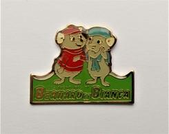 Pin's DISNEY Les Aventures De Bernard Et Bianca - Disney