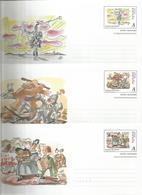 """ESPAGNE Lot De 6 Prêt à Poster PAP """" DON QUICHOTTE """" Neufs Et Complets Avec Les Cartes - 1931-...."""
