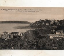 Perros -  Ploumanach -   La  Plage  De  Trestraon  Casino. - France