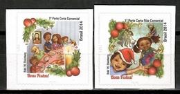 Brazil 2014 Brasil / Christmas MNH Nöel Navidad Weihnachten / Cu15829  18-42 - Noël