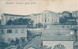 ONEGLIA - RICOVERO - BORGO GALLITA - Italie