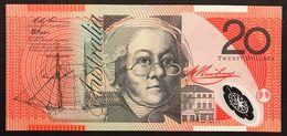 Australia 20 $ 1994/96  UNC  Pick#53a  Lotto.1913 - 2001-2003 (polymer Notes)
