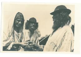 RO 75 - 17622 ETHNICS, Gypsy, Tigani, Romania - Old Postcard, Real PHOTO - Unused - 1937 - Rumania
