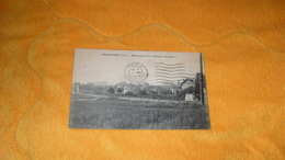 CARTE POSTALE ANCIENNE CIRCULEE DE 1926.../ CHAMPIGNY SEINE.- PANORAMA DU VILLAGE PARISIEN..CACHET.. - Champigny Sur Marne
