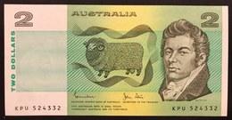 Australia 2 $ Spl+  Pick#43d  Lotto.1921 - Emisiones Gubernamentales Decimales 1966-...