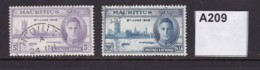 Bermuda 1946 Victory - Mauritius (...-1967)