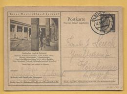 Entier Postal 1943 - Radiumbad Landeck - Covers & Documents