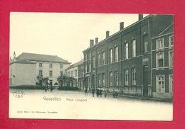 C.P. Gosselies =  Place  LEOPOLD - Charleroi