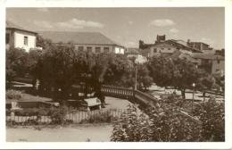 Portugal - Bragança - Um Aspecto Do Jardim Publico - Bragança