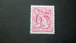 Timbres Anciens Vendus à 15% De La Valeur Catalogue  COB 1971** - Neufs