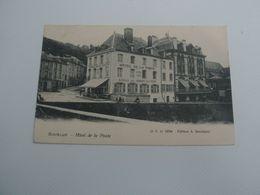 BOUILLON  HOTEL DE LA POSTE   D.V.D. 12554 - Bouillon