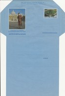 CITTA DEL VATICANO 1996 AEROGRAMMMA AEROGRAMME NUOVO - LEGGI - Buste