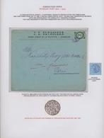 Russische Post In Der Levante - Staatspost: 1899/1914, Exhibit On Eight Album Pages, Comprising Elev - Levant