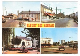 Fleury Les Aubrais (45 - Loiret) Multi Vues  - GF - Francia