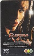 THAILAND - ELECTRA , Jennifer Garner , Used - Cinéma