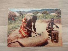 L'Afrique En Couleurs - Tam-tam - Cartes Postales