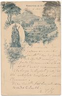LA TRINITE - Monastère De N. D. De Laghet - France