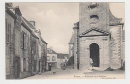 AC581 - THEIX - Entrée De L'Eglise - Altri Comuni