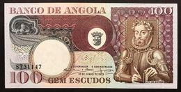 ANGOLA 50+100 Escudos 1973 LOTTO 2730 - Angola