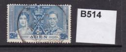 Aden 1937 Coronation 2½a - Aden (1854-1963)