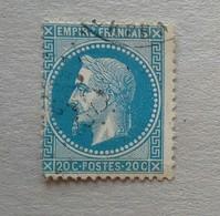 BELLE VARIÉTÉ SUR NAPOLÉON N°29 - 1863-1870 Napoleon III With Laurels