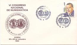 ESPANA CONGRESSO NACIONAL DE MUMISMATICA 1984 (GENN201308) - Monete