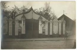 Rare CP-Photo De BORDEAUX (33) – Casino Des Lilas, Boulevard De Caudéran. - Bordeaux