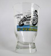 Verre Pernod  CHRISTIAN ESTROSI - Verres