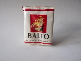 Un Ancien Paquet Vintage De Balto Melange Americain Non Ouvert - Cigarettes - Accessoires