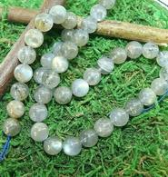 Perles En Labradorite Pour Collier Ou Bracelet, 6, 7 Ou 10 Mm - Joyas & Relojería