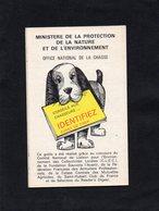 CHASSE Office National De La Chasse St-Hubert Dépliant 8 Volets Conseils Aux Chasseurs état Impeccable  1973-1974 - Sports