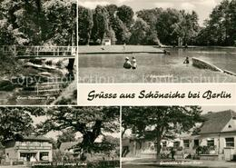 33325448 Schoeneiche_Berlin Ernst Thaelmann Park Schwimmbad Goethepark  Schoenei - Schoeneiche