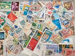 LOT N° E80 PAYS DIVERS  Un Vrac De + De 2000 Timbres Obl. - Stamps