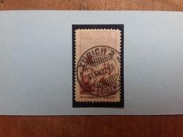SVIZZERA 1912 - Pro Juventute - Precursore A - Timbrato + Spedizione Prioritaria - Pro Juventute