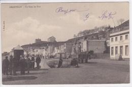 50 GRANVILLE Un Coin Du Port ,a Droite Façade Douanes - Granville