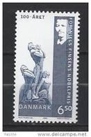 Danemark 2003 N°1357  Neuf ** Niels Finsen Prix Nobel - Denmark