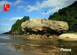 Futuna Island Limestones New Postcard - Wallis Y Futuna