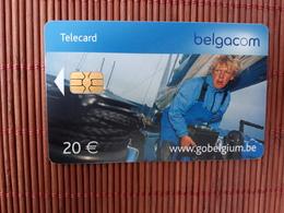 Phonecard  Belgium 20 Euro II 31/03/2006 Used Low Issue Rare - Mit Chip