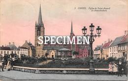 3 Eglise De Saint-Amand - Geel - Geel