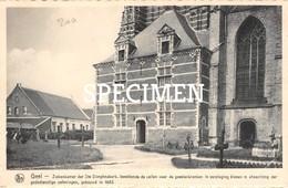 Ziekenkamer Der Ste Dymphnakerk - Geel - Geel
