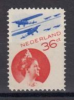 Niederlande 1931 - Par Avion, Mi-Nr. 241A, Perf. L 12 1/2, MNH** - Period 1891-1948 (Wilhelmina)