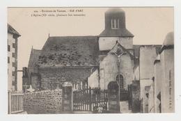 AC596 - Environs De VANNES - ILE D'ARZ - L'Eglise - Ile D'Arz