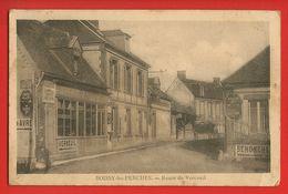01548 - EURE ET LOIR - BOISSY LES PERCHES - Route De Verneuil - Francia