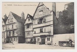 AC601 - VANNES - Vieilles Maisons à Pignon De La Rue Du Port - Vannes