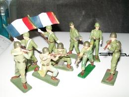 FIGURINES STARLUX ARMEE FRANCAISE - Militaria