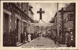 Cp Saint-Pierre-de-Maillé Vienne, Fete De Saint Andre Hubert Fourne, 1934 - Frankrijk