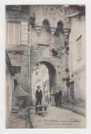 AC606 - VANNES - La Rue Du Nord (rayée Au Crayon à Papier )  Et La Porte Du Bourreau - Animée ! - Vannes