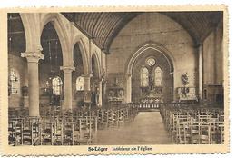 Saint Leger Interieur De L'église - Saint-Léger
