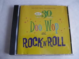 DOO WOP And ROCK'n'ROLL Compilation 1975-2005 - CD 20 Titres - Edition 2005 - Détails 2éme Scan - Blues